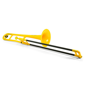 """<div>The Jiggs pBone is a truly authentic musical instrument that has already started to revolutionize the way we think about trombones and brass instruments.</div> <div></div> <div>It's a fully functioning, medium bore Bb tenor trombone designed in the UK for brass players by brass players.</div> <div></div> <div><strong>Durable</strong></div> <div>pBone is remarkably tough. It can take knocks and bumps in its stride. The pBone is therefore perfect to allow beginners to explore the trombone without any fear of damage.</div> <div><strong></strong></div> <div><strong>Accessible</strong></div> <div>At less than half the weight of a brass trombone the pBone is ideal for the younger player and for all those who may have difficulty with the weight and</div> <div>balance of a metal trombone.</div> <div><strong></strong></div> <div><strong>Ergonomic</strong></div> <div>The pBone has been thoughtfully designed to allow hands of various shapes and sizes to find a comfortable and effective grip of the instrument. This</div> <div>encourages good posture and the correct hand positioning. The ergonomic features of the pBone allow those with limited or restricted use of their hands and arms to engage with the trombone.</div> <div><strong></strong></div> <div><strong>Slide</strong></div> <div>The composite slide tubes lap in over time so the slide gets better and better with use. The unique strength of the glass fibre material means that """"dings and dents"""" in your slide are a thing of the past!</div> <div><strong></strong></div> <div><strong>Robust</strong></div> <div>All ABS parts are extremely durable and our unique one-piece bell and gooseneck design is extraordinarily strong. The glass fibre slide tube is immeasurably stronger than fragile brass tubing and will withstand collisions that would demolish a traditional brass trombone slide. pBone may not be indestructible but it is certainly the most durable and robust trombone ever produced!</div> <div><strong></strong></div> <div"""