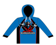 Barbarians 2018 Team Hoodies