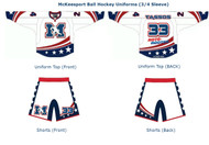 McKeesport 2018 Uniforms (Home)