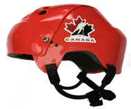 Senior Ball Hockey Helmet (Special Canada Edition)