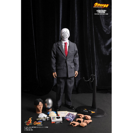 Hot Toys - 20th Century Boy : Friend (10th Anniversary)