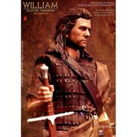 Kaustic Plastik - Head Sculpt A For William Scottish Highlander