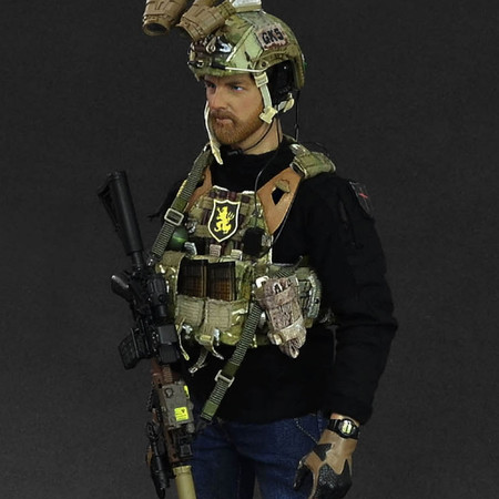 Easy & Simple - Special Mission Unit Tier 1 Operator 'Dam Neck'