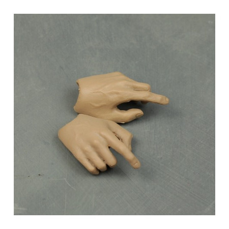 Crazy Dummy - US Army ISAF : Trigger Hands
