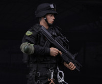 DAM Toys - Chinese People's Armed Police Force Anti-Terrorism Force