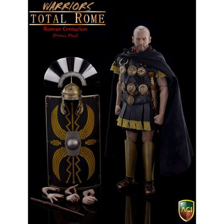 ACI Toys - Roman Centurion (Primus Pilus - B/W Vers) (ACI15A)
