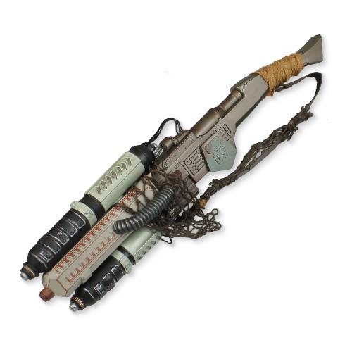 Figurki wojskowe i przygodowe 1/6 scale Predators Noland Laser Gun Zabawki