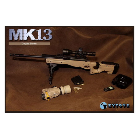 ZY Toys - MK13 (Black) - Collectable Kitbash