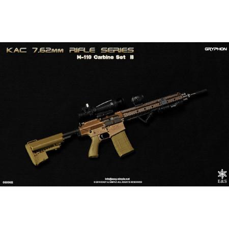 Easy & Simple - KAC 7.62MM : M-110 Gryphon