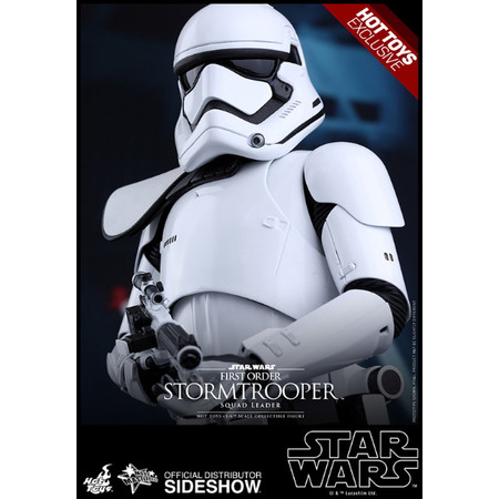Hot Toys - 1st Order Stormtrooper (Squad Leader) HT Exclusive