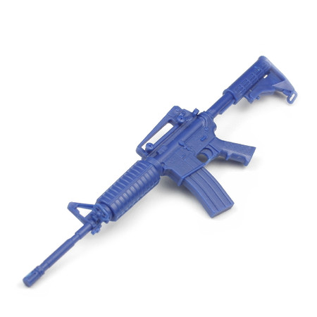 Playhouse - US Navy VBSS : M4 Training Rifle (BLUE)