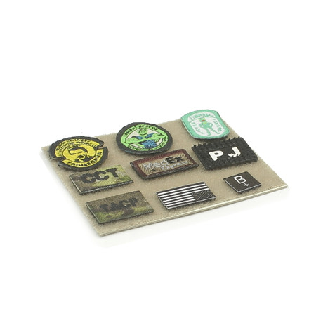 Soldier Story - USAF PJ (Type C) : Patch Set