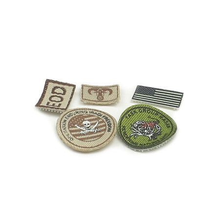 Soldier Story - US NAVY EODMU-11 : Patches