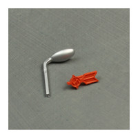 Hot Toys - 20th Century Boy 'Friend' : Spoon & Badge