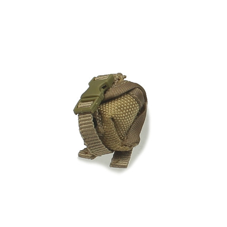 Crazy Dummy - US Navy Seal Team 3 MK 46 Gunner : Frag Grenade Pouch (CD78001L-09)