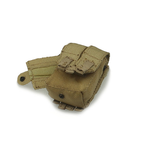 Crazy Dummy - US Navy Seal Team 3 MK 46 Gunner : MLCS SAW Ammo Pouch (CD78001L-11)