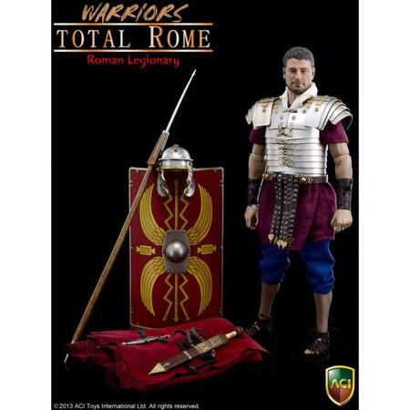 ACI Toys - Total Rome - Roman Legionary (ACI14A)