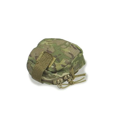 Crazy Dummy - US Army SAW Gunner In Afghanistan : OCP Multicam Medical Pouch (CD78004L-10)