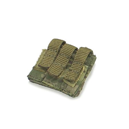 Crazy Dummy - US Army SAW Gunner In Afghanistan : OCP Multicam Tri M9 Mag Pouch (CD78004L-13)