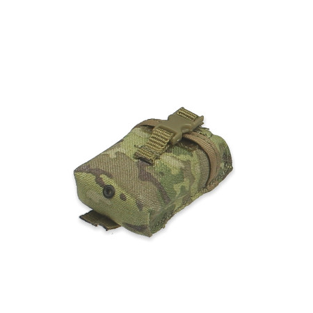 Crazy Dummy - US Army SAW Gunner In Afghanistan : OCP Multicam 100rd Ammo Pouch (CD78004L-14)
