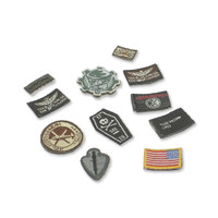 Soldier Story - 160th SOAR Night Stalkers Pilot CW4 Todd McDunn : Patch Set (SS046L-04)