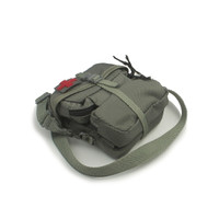 Soldier Story - 160th SOAR Night Stalkers Pilot CW4 Todd McDunn : Medical Bag (Grey) (SS046L-11)
