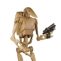 Sideshow - Infantry Battle Droid : x1 Droid w/Blaster (SS1000241L-01)