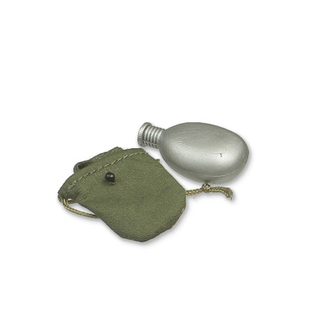 Toys City - WWII Soviet 'Vasily' : Canteen w/Cover (TC9004L-09)