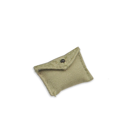 WWII US Navy Corpsman 'Doc Brown' : M1942 First Aid Pouch (DML70610L-02)