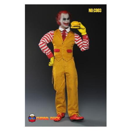 Hamburg Uncle Joker : Outfit Set (No Head or Body) (SDC003-001)