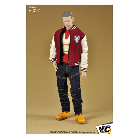 MC Toys - Iron Man Fan : Outfit Set (No Head,Hands or Body) (MCF-027L)