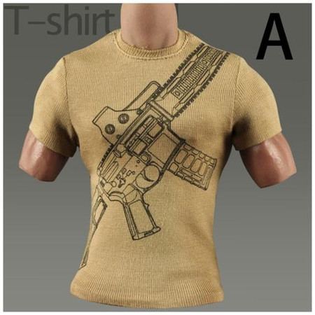 MC Toys - Weapon T Shirt : Type A (MCM022-A)