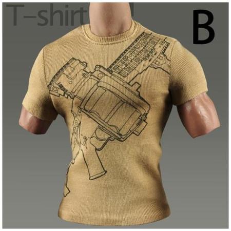 MC Toys - Weapon T Shirt : Type B (MCM022-B)