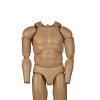 DAM Toys - NAVY SEAL SDV Team 1 Operation Red Wings : Base Body (No Neck,hands or Feet) (DAM78008L-01)