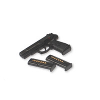 DAM Toys - Chinese People's Armed Police Force : QSZ92 Pistol w/Spare Mags (DAM78017L-23)