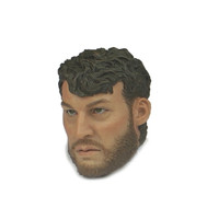 DAM Toys - 1st SFOD-D CAG : Head (Neckless) (DAM78009L-02)