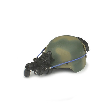 DAM Toys - 1st SFOD-D CAG : MICH2000 Helmet w/NVG (NO Liner or Velcro) (DAM78009L-19)