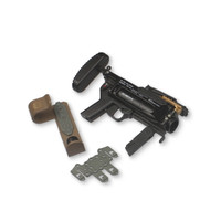 DAM Toys - 1st SFOD-D CAG : M320 Grenade Launcher w/Holster (DAM78009L-28)