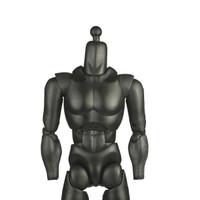 Sideshow - GI Joe Cobra Commander : Base Body w/Neck (SS1001341L-01)