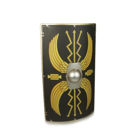 ACI Toys - Roman Centurion (Primus Pilus) : Scutum Shield (Black) (ACI15L-19)