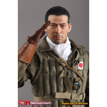 3R - Japanese Pilot Miyazawa Kazuo (Special Edition - Int' Version)