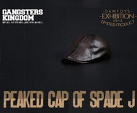 DAM Toys - Peaked Cap for Spade J Gangsters Kingdom (CICF 2015 Exclusive)
