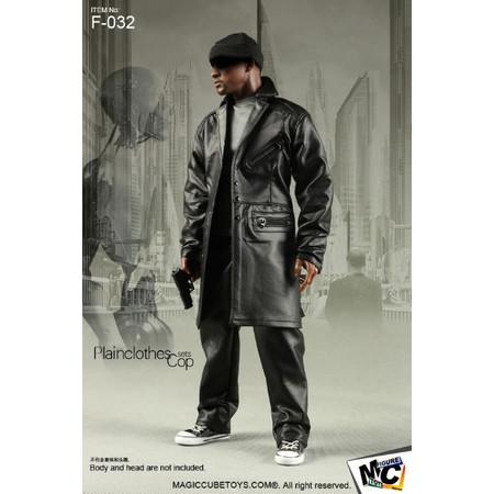 MC TOYS - Plainclothes Cop Set (No Body/Head)