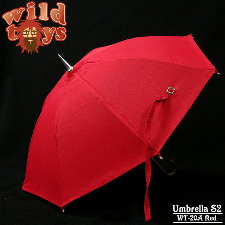 Wild Toys - Umbrella S2 (Red)