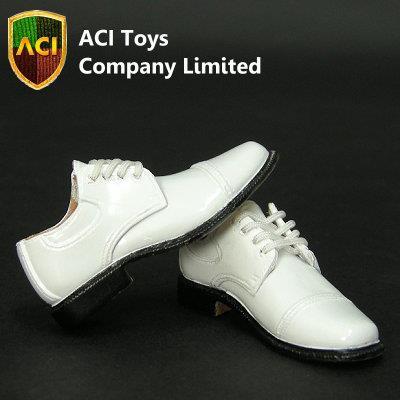 ACI Toys - Moda Dress Shoes (White)
