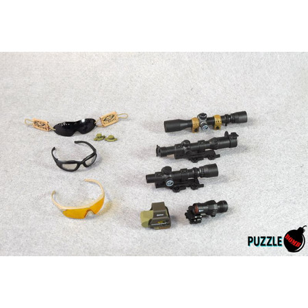 Puzzle Bomb - Accessory Set B