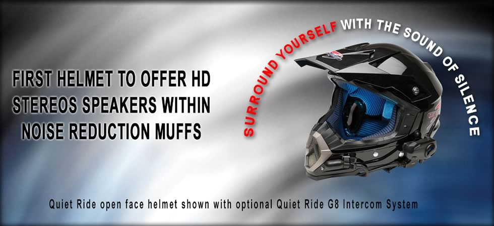 0eab32a85b8 ... Quiet Ride Ear Noise Reduction Muffs Kits for your present helmet.  slide1.jpg