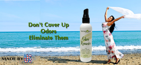 Dunham's Home  Odor Remover - Get rid of airborne odors! Destroys and eliminates odors in a blink of an eye.  Don't cover the odors, eliminate them.  Pet and People safe.  Dunham's Essentials  - Dunham's Home