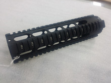 "11"" AR-15 slim quad rail free floating"