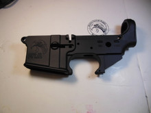 unpainted AR15 lower